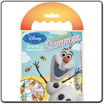FROZEN Olaf carry along -puuhasetti